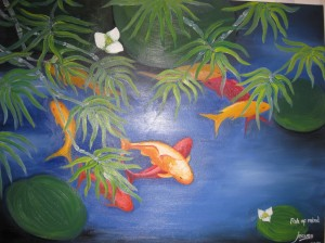 Oil on Canvas, 30x38 By: Jeques B. Jamora, 2007