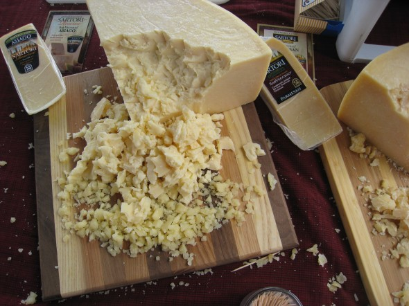 wisconsin's famous cheese products